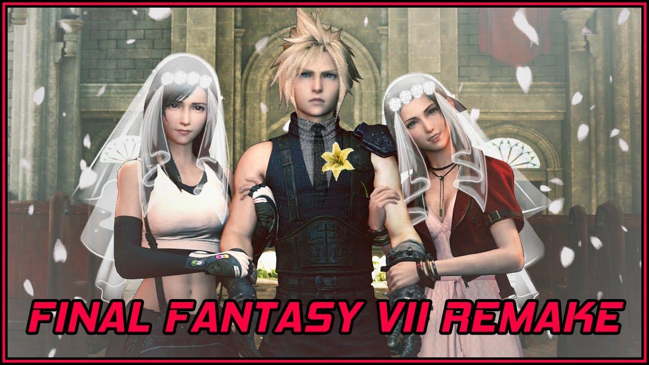 Download Puhehuhe - Final Fantasy VII Remake