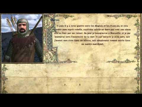 Mount and Blade Warband La guerre de cent Ans Episode 13