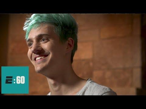 Meet Ninja: Fortnite sensation sits down for interview with Ariel Helwani   E:60   ESPN