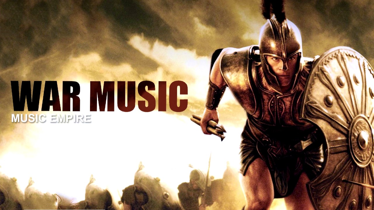 Aggressive War Epic Music Collection! Most Powerful Dark ...
