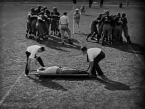 Harold Lloyd : The Freshman -Comedy of Football.