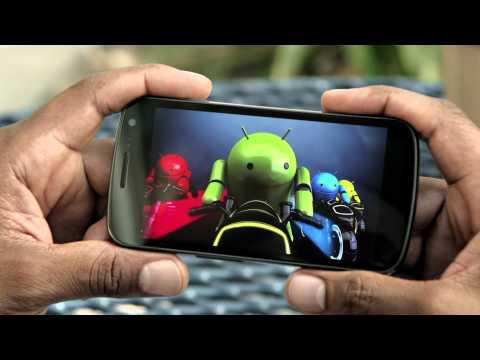 """Samsung Galaxy Nexus ТВ ролик (60"""")"""