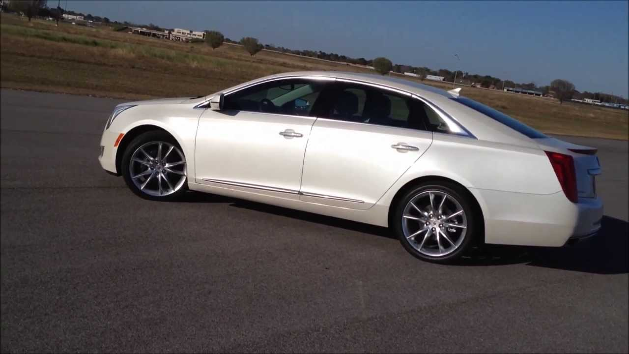 2013 Cadillac XTS Review On In Wheel Time YouTube