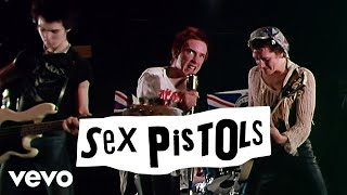 Смотреть клип Sex Pistols - God Save The Queen