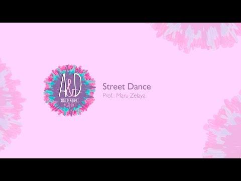 Attitude & Dance - Street Dance Intermedio
