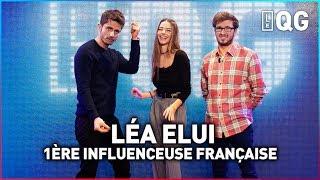 LE QG 35 - LABEEU & GUILLAUME PLEY avec LÉA ELUI