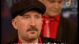 Жека - На телеканале