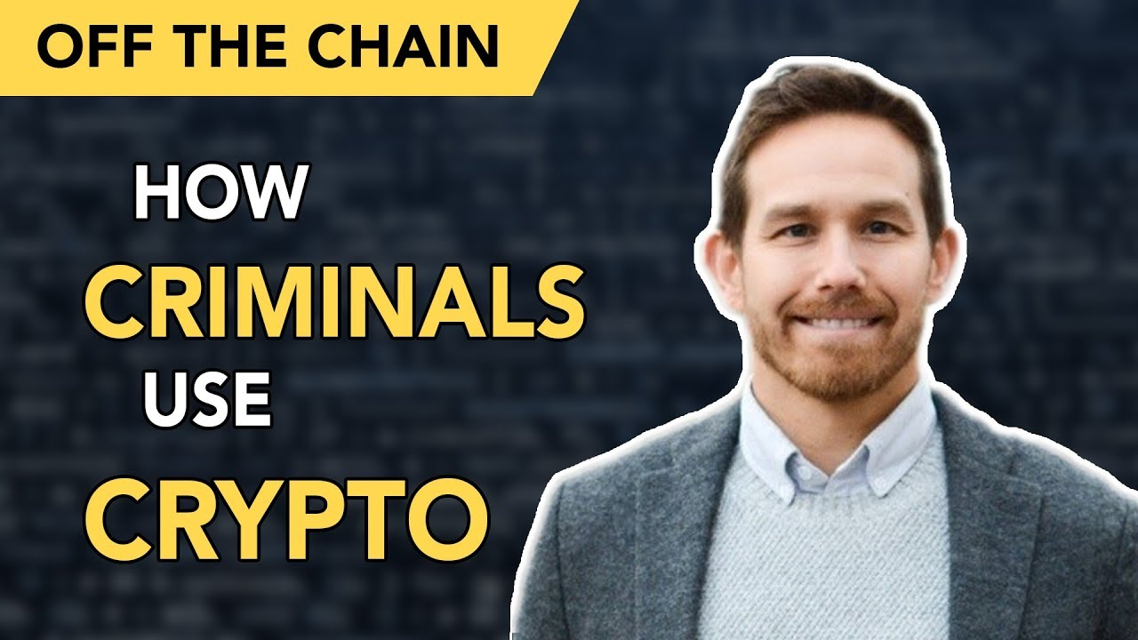 how do criminals use cryptocurrency