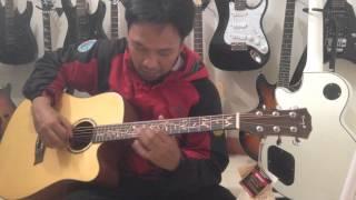 Mainkan lagu doraemon dengan akustik ENYA