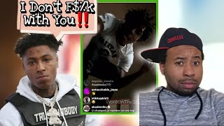 Youngboy Goes Off On DJ Akademiks After Akademiks Asks For His New Number!