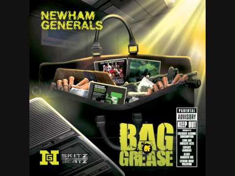 Newham Generals - Bag of Grease ft Skepta