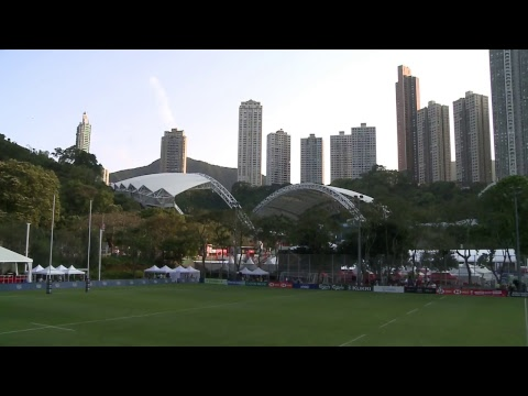 LIVE: 2018 Womens Sevens Series Qualifier - Hong Kong - Day 1