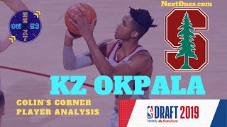 KZ Okpala has UNLIMITED PRO POTENTIAL  Stanford Cardinal  Colin39s Corner  Next Ones