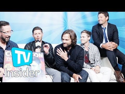 The 'Supernatural' Cast on Their , SDCC, and Stephen Amell's Autograph TV Insider