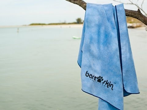 BareSkin Towels - Quick-dry Technical Towels