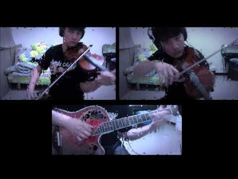 Por Una Cabeza 女人香 Violin+guitar