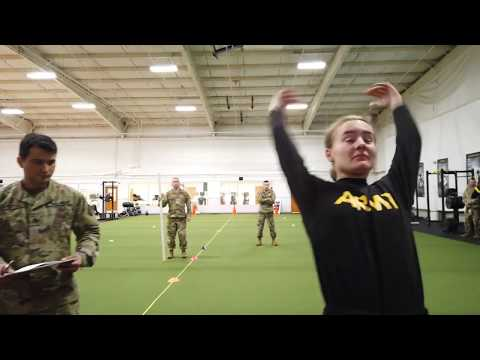 2020 State Best Warrior Competition