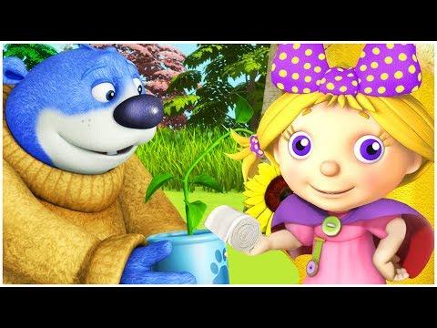 Kreskówki dla dzieci Przygody Rozi Bajki po polsku Odpowiedzialność