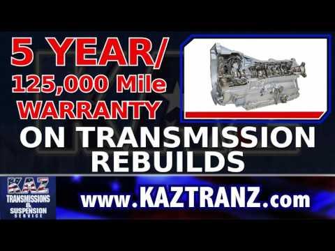 Transmission Shop in Grand Rapids, MI | KAZ Transmissions | Grand Rapids, MI