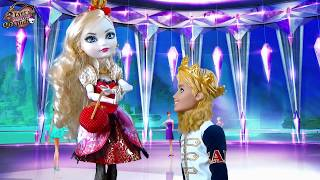 Мультфильм Эвер Монстер Хай Мульт Видео для девочек Куклы Эвер Афтер Хай для детей