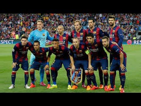 New Hack Fc Barcelona Squad 2016 2017 Dream League Soccer