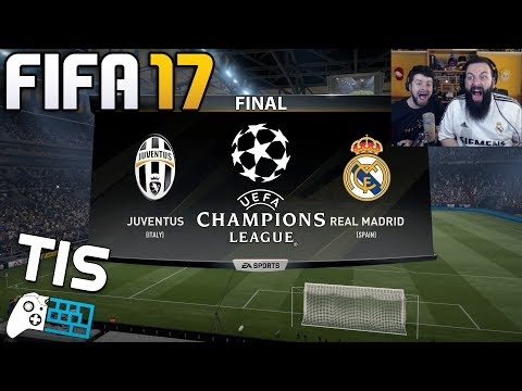 Τελικός Champions League! Juventus - Real Madrid | 3/6/17 -
