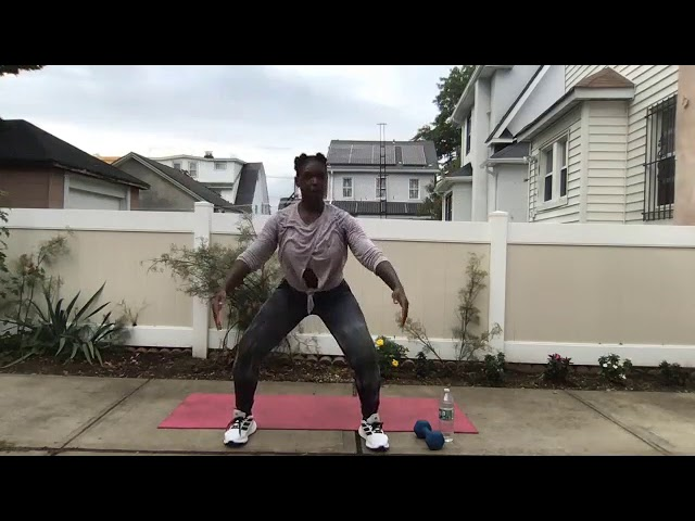EXOS AT HOME: LOW INTENSITY DAILY WORKOUT