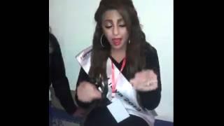 شاهد فضيحة ملكة جمال ليبيا 2013