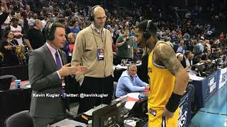 Kevin Kugler talks NCAA Tournament, UMBC win over Virginia, and look ahead to The Masters