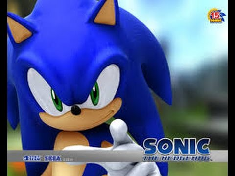 sonic the hedgehog 2006 in his world theme song with lyrics
