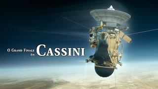 Nasa divulga trailer para o Grand Finale da sonda Cassini em Saturno