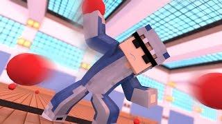 Minecraft Highschool -  DODGEBALL!!