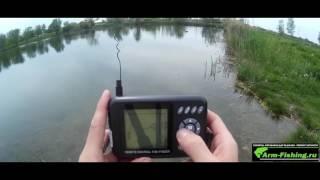 видео Радиоуправляемый катамаран Jabo 5A 10A