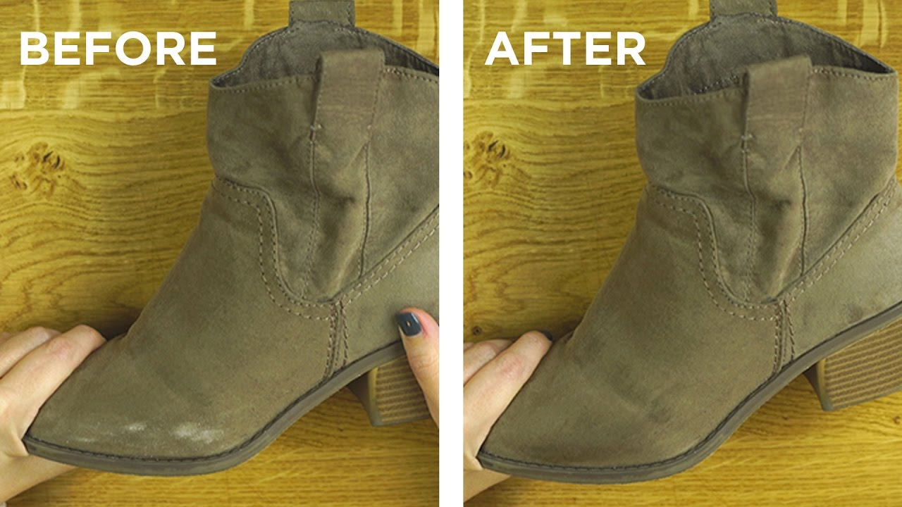 detailed pictures newest collection sold worldwide 3 Ways To Clean Scuffs Off Boots