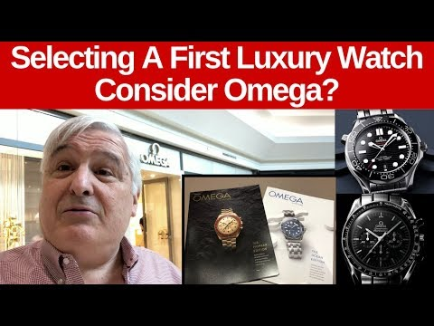 Selecting a first luxury watch – Consider Omega