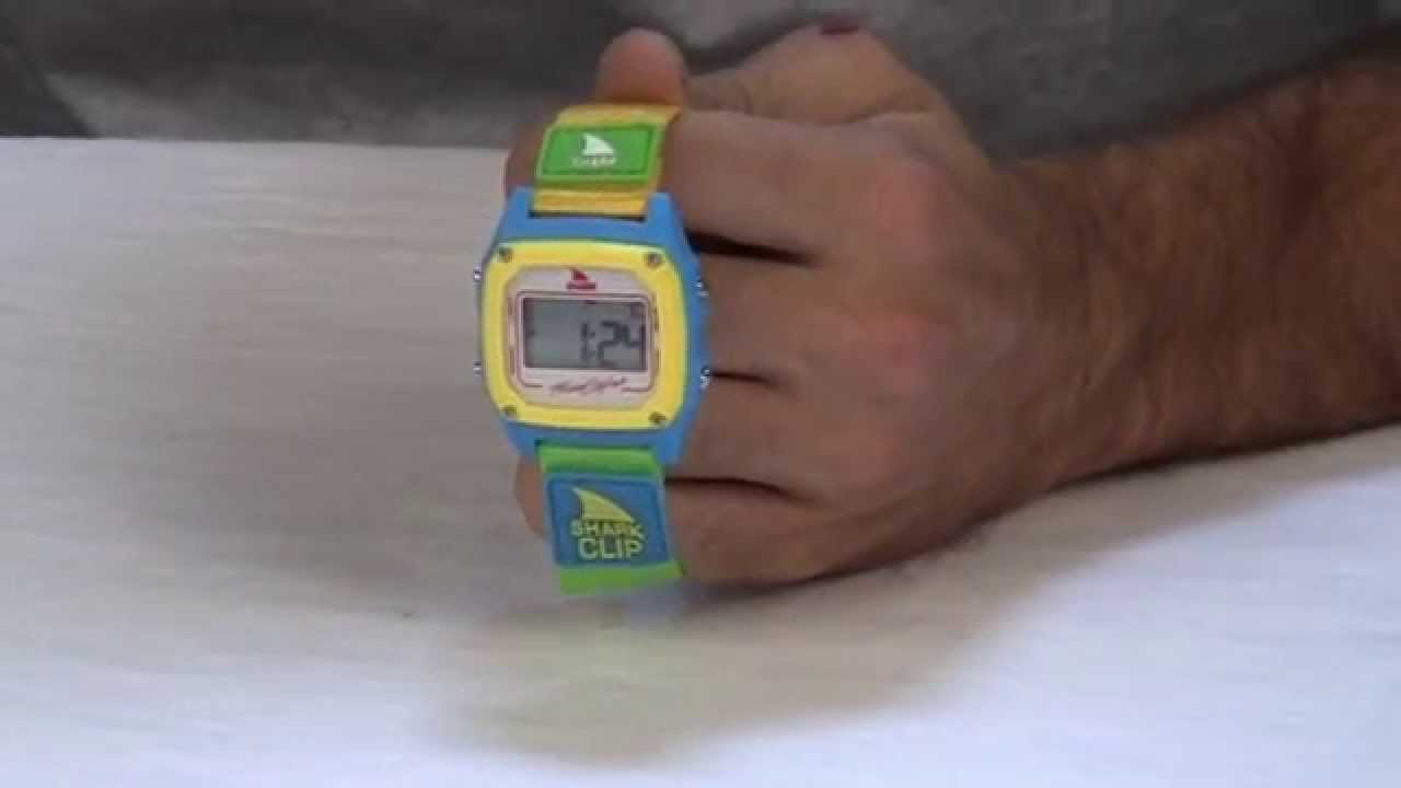 style shark clip watch review at surfboards com style shark clip watch review at surfboards com