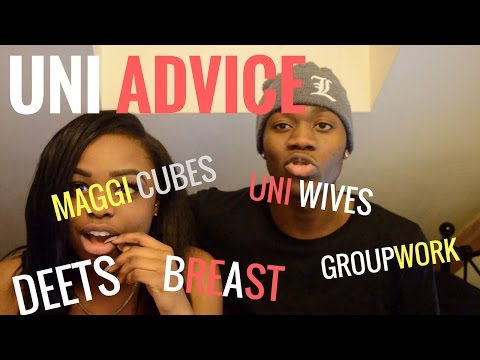 UNI ADVICE - DEETS | UNI WIVES | GROUP WORK | MAGGIE & MORE