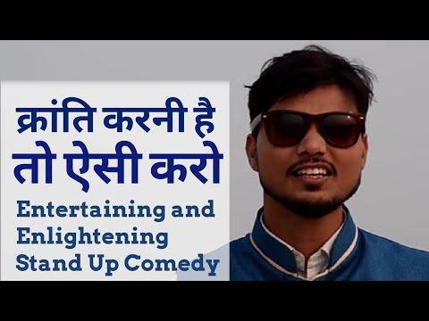 Abhay Kumar Sharma as Krantikari