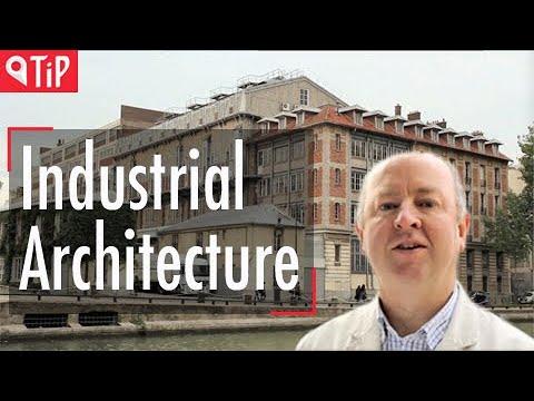 Travel in Paris 4: Industrial Architecture