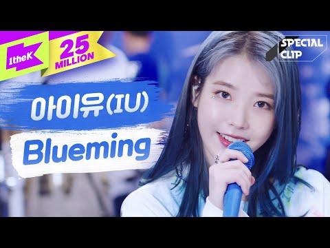 [최초공개] IU(아이유) 'Blueming(블루밍)' 라이브🎤🎤(밴드ver.)   가사   스페셜클립   Special Clip   LYRICS