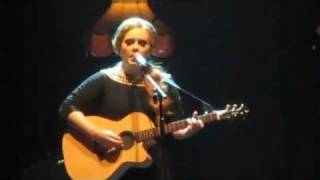 Adele - Someone Like You - Live from the United Palace Theatre in New York - 21st May 2011