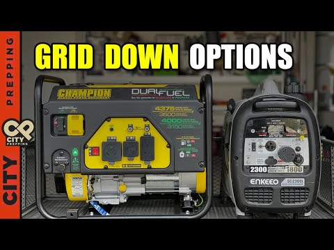 Generator Guide for Preppers