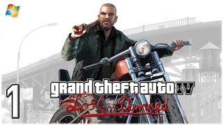 GTA4 │ Grand Theft Auto Episodes from Liberty City : The Lost and Damned 【PC】 -  01