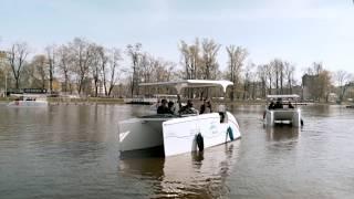 Rejs wycieczkowy dla 8 osób – Wrocław video