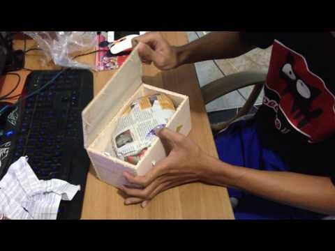 [ TEGANG KIRAIN KETIPU ] Buka Box/Unboxing Mi Note pro Indonesia