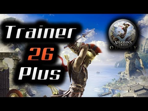 Assassin's Creed Odyssey All Versions Trainer +26 Steam/NonSteam