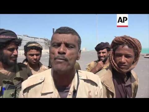 Yemeni forces secure Red Sea port of Mokha