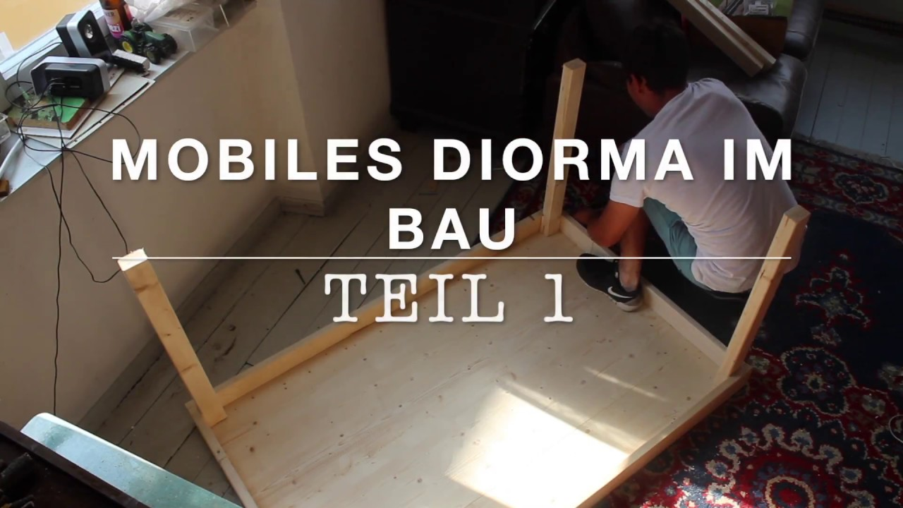 mobiles diorama im bau teil 1 siku control full hd youtube. Black Bedroom Furniture Sets. Home Design Ideas
