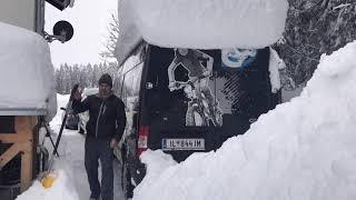 2019 Schneeschaufeln