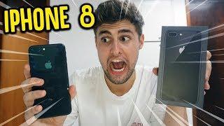 COMPREI O IPHONE 8 PLUS !! ( INCRIVEL ) [ REZENDE EVIL ]